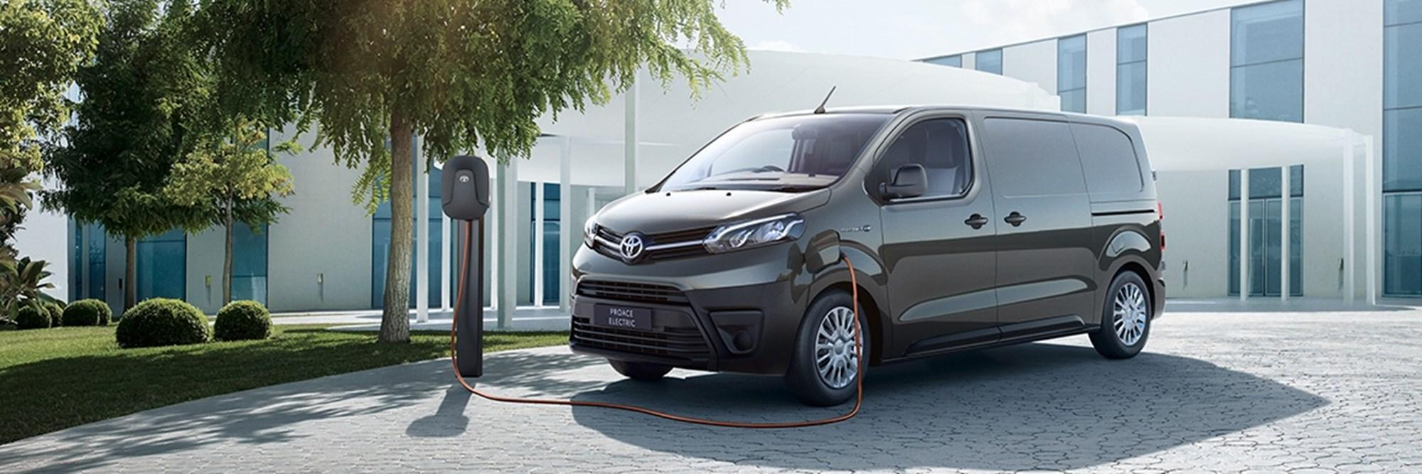 All New Proace Electric