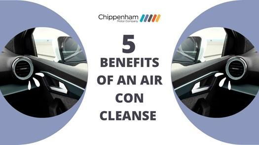 5 benefits of an Air Con Cleanse