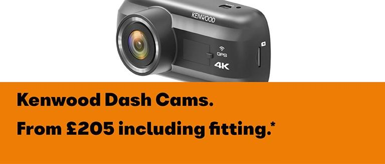 Kenwood Dash Cams
