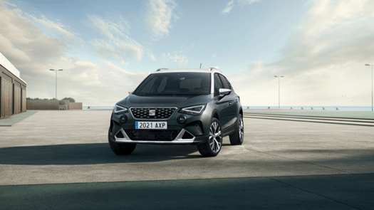 New SEAT Arona: revamped with a rugged look