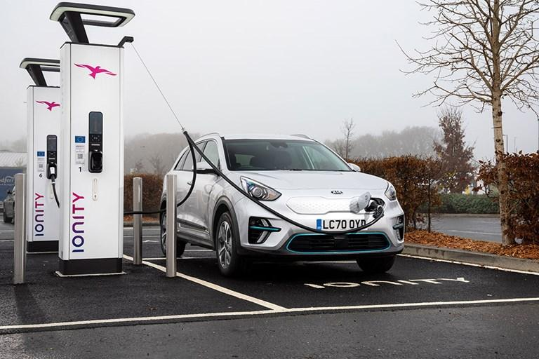 KIA ADDS IONITY BOLT-ON TO KIA CHARGE FOR DISCOUNTED ULTRA-FAST CHARGING