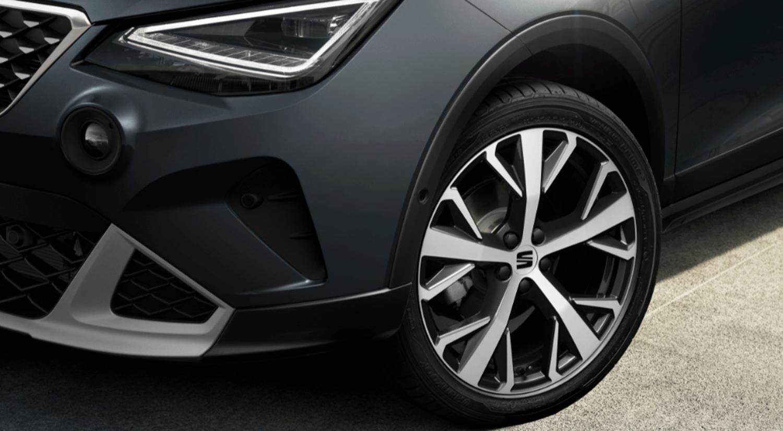 New SEAT Arona 2021 Wheels