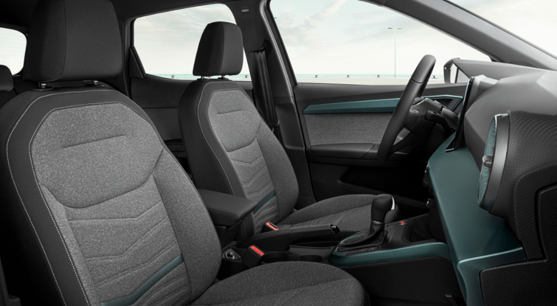 New SEAT Arona 2021 Interior