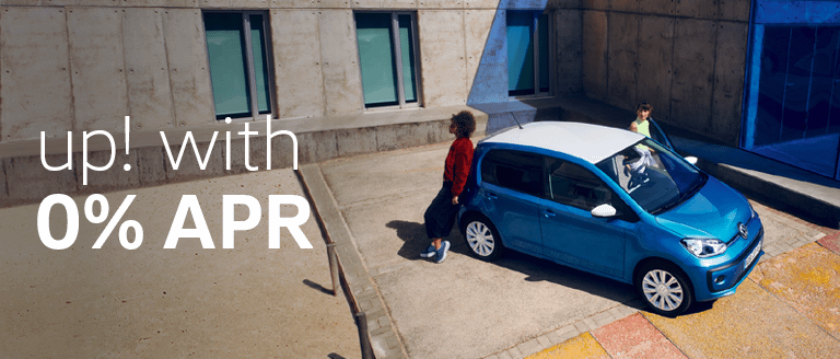 Volkswagen up! Finance Offer