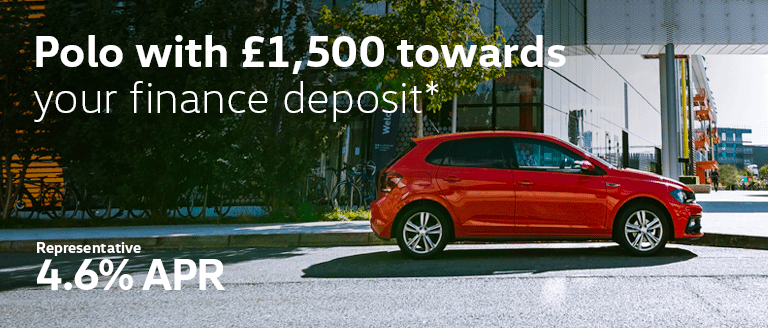 Volkswagen Polo Finance Offer