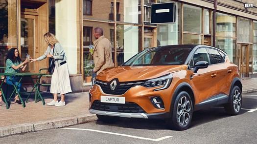 Startin Renault Worcester Rendez-Vous Event