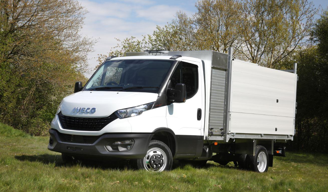 New additions to the IVECO Driveaway programme at North East Truck and Van
