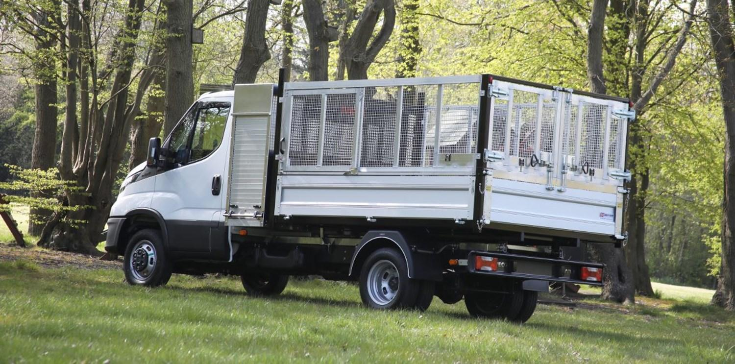 IVECO Daily Driveaway programme