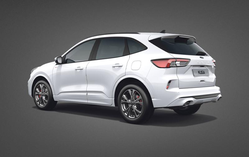 Ford Kuga PHEV ST-Line | £338pm
