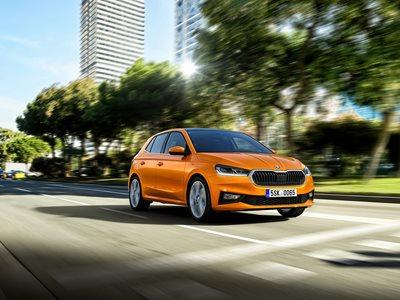 Say Hello To The All-New Skoda Fabia