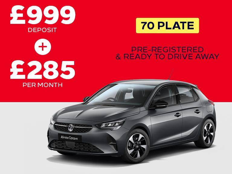 All new Corsa Electric