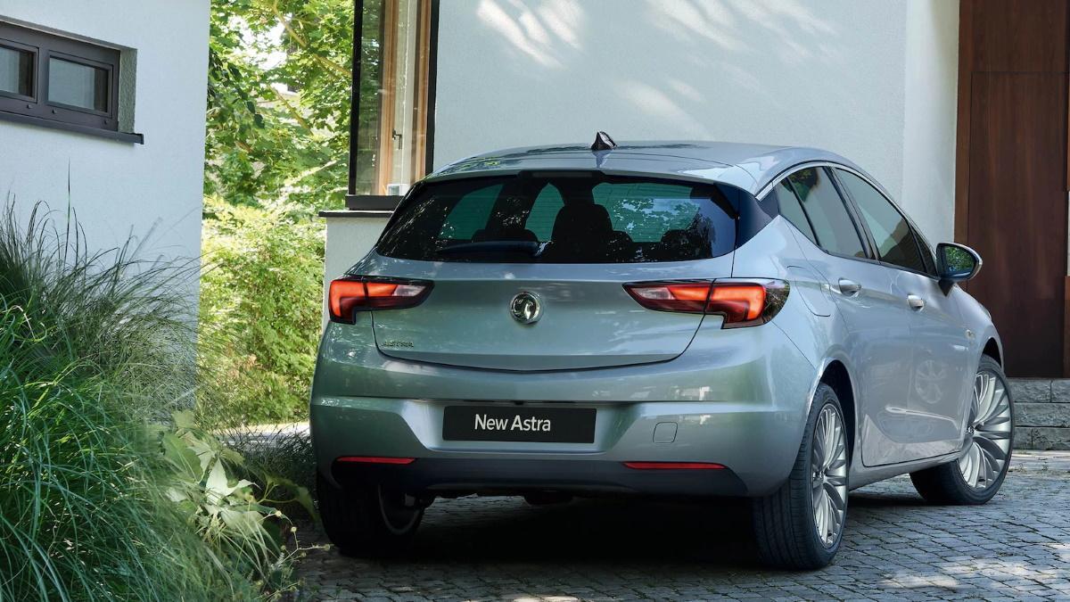 Vauxhall Astra Business Nav Motability