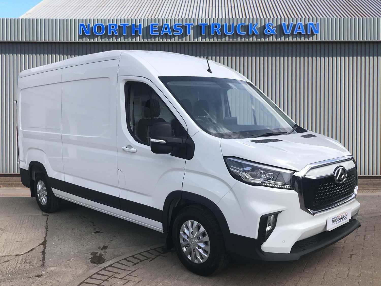 Maxus E Deliver 9 - In Stock