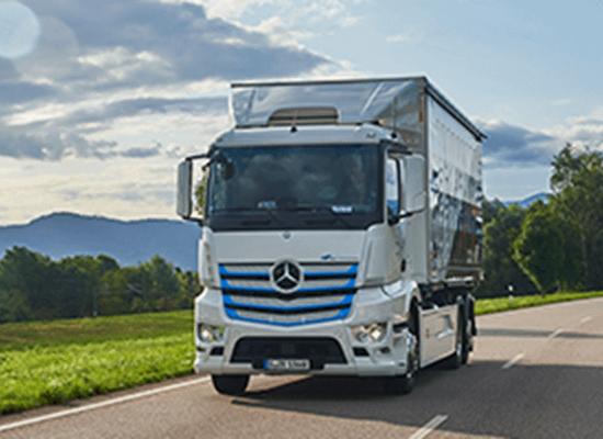 £32 million funding for next generation trucks