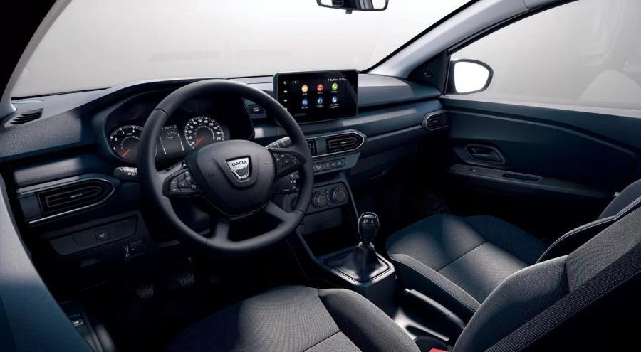 All-New Dacia Sandero interior