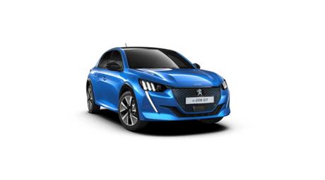 Peugeot e-208 GT Electric | BCH