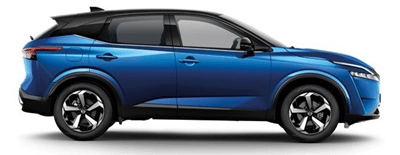ALL-NEW NISSAN QASHQAI N-CONNECTA [GLASS ROOF PACK] DIG-T 140 2WD MT BUSINESS CONTRACT HIRE OFFER