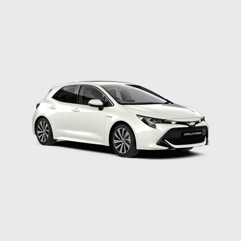 Corolla 1.8 Hybrid Design