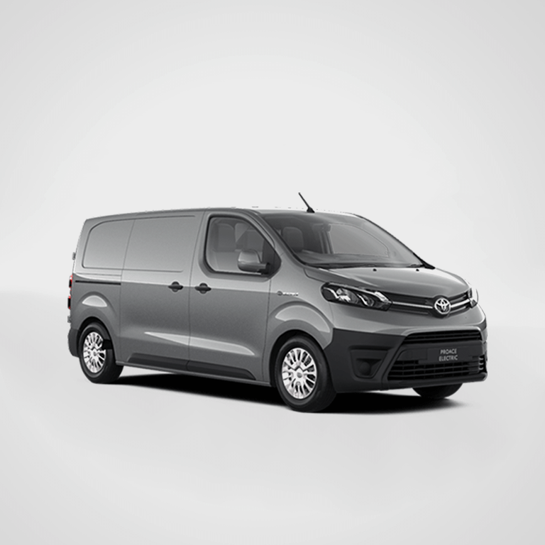 All New Proace Electric Icon Medium