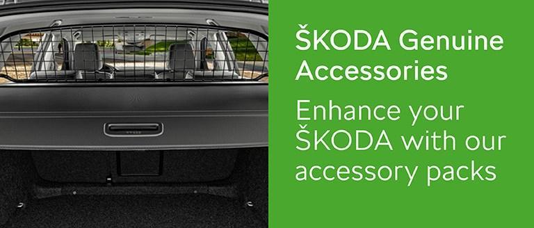 ŠKODA Accessory Packs