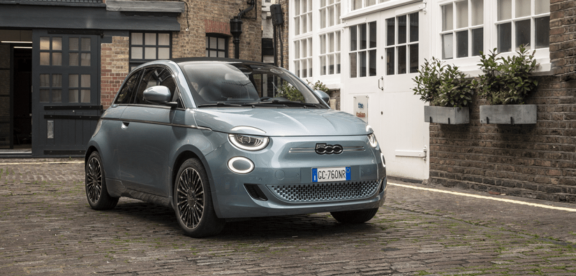 New Fiat 500 Wins Two Awards