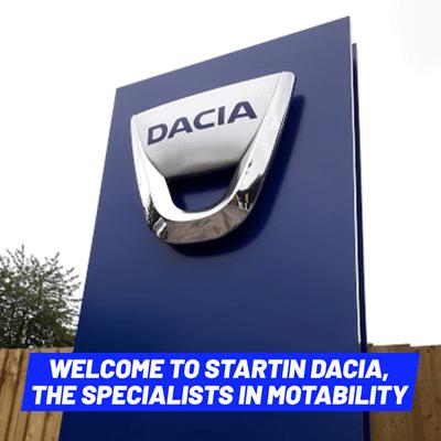Meet Our Dacia Motability Specialists