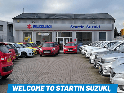 Meet Our Suzuki Worcester Motability Specialists
