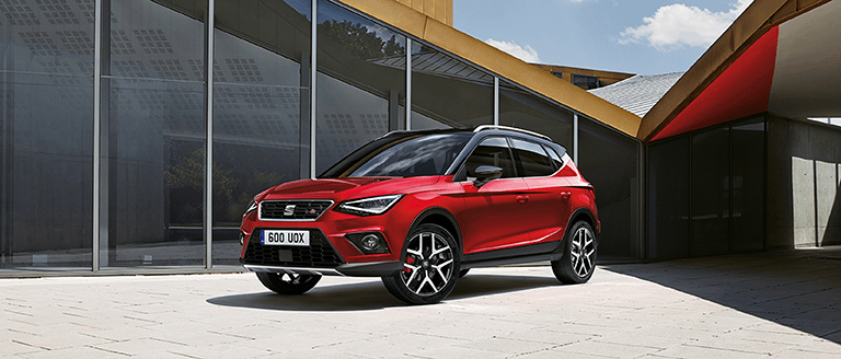 SEAT Arona FR Red Edition Finance Offer