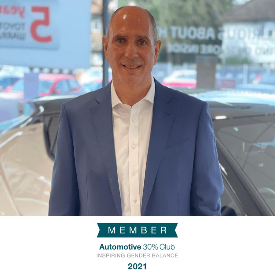 Automotive 30% Club
