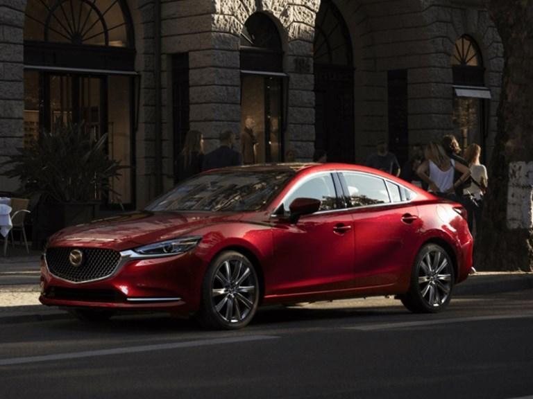 Mazda6 Saloon Offer
