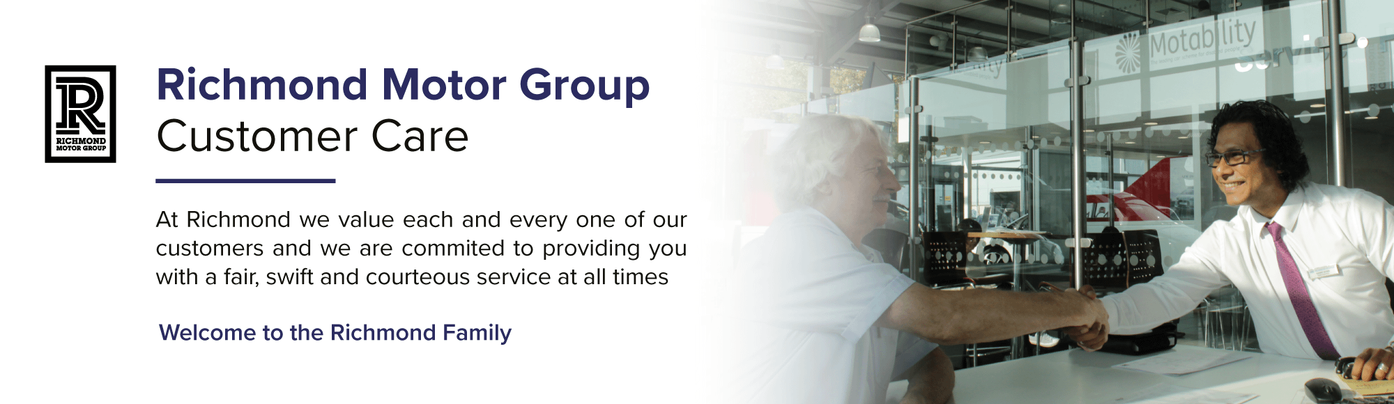 Richmond Motor Group Customer Care