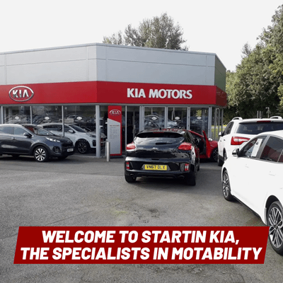 Meet Our Kia Motability Specialists