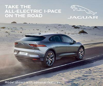 I-PACE Business Contract Hire: From £495 per month