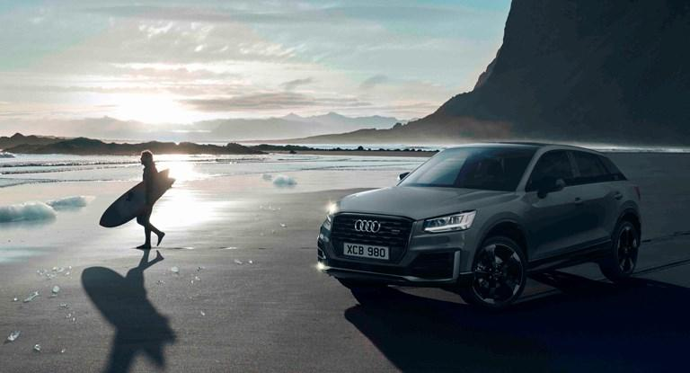 ALL-IN FROM AUDI SERVICE PLAN NOW AVAILABLE