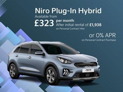 Niro Plug-In Hybrid Latest Offers