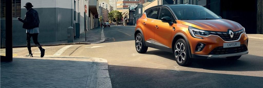 Renault All-New Captur
