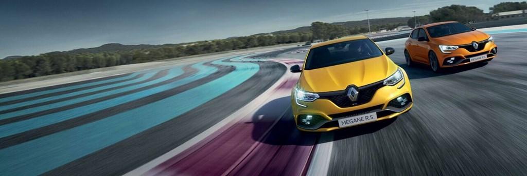 Renault New Megane R.S.