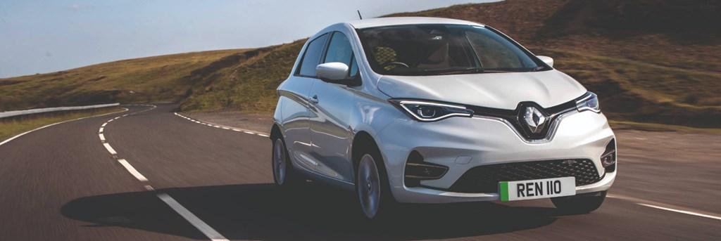 Renault All-New Zoe Van