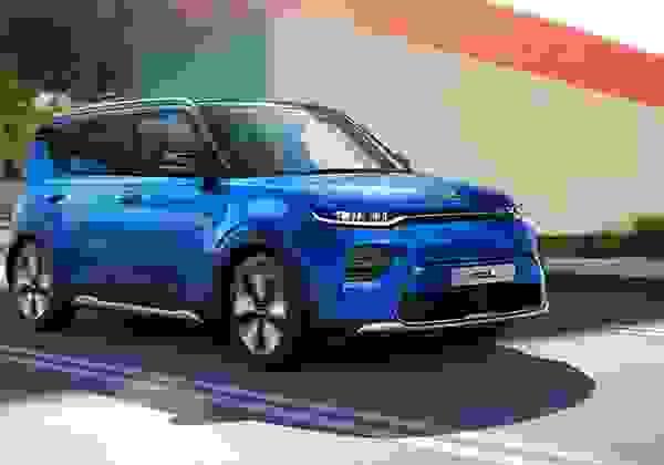 Kia Soul EV First Edition 64 kWh PCH