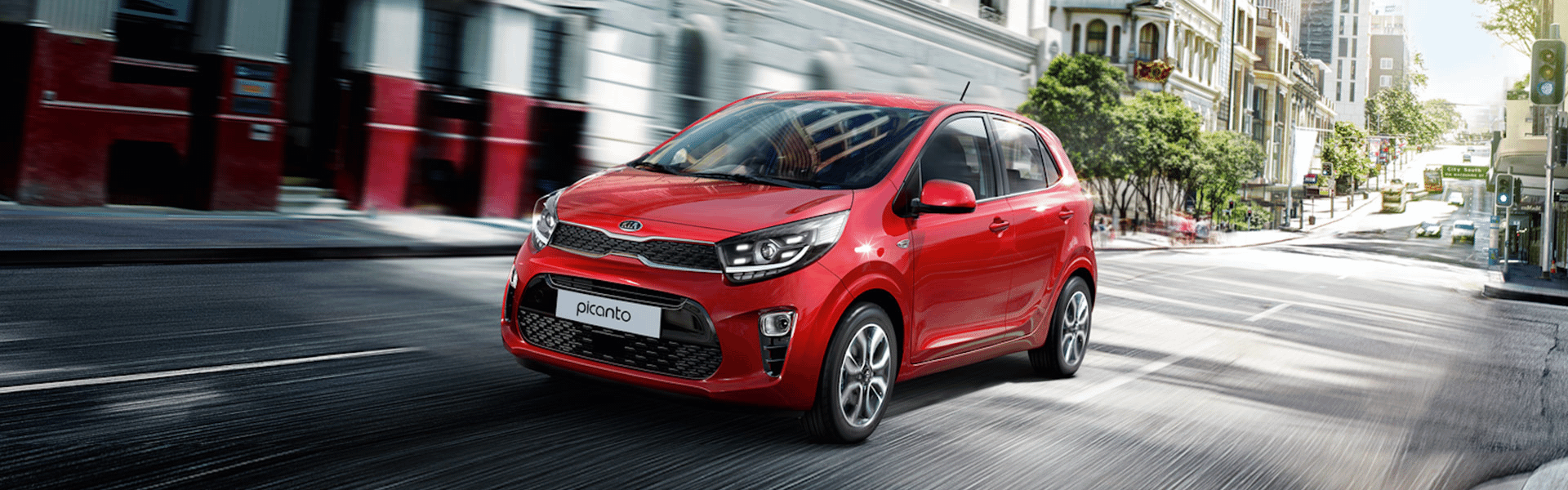 Picanto New Car Banner