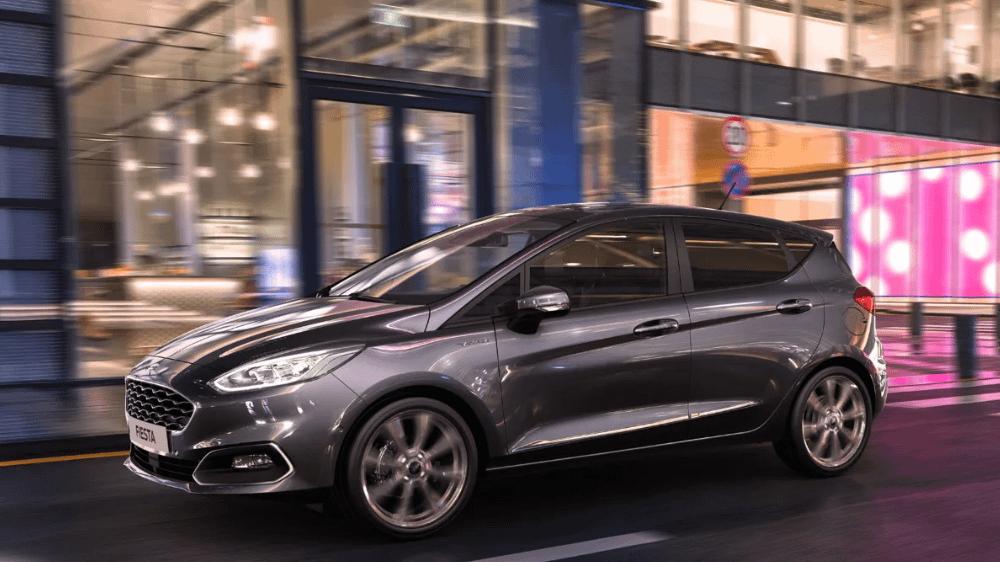 New Fiesta EcoBoost Mild Hybrid