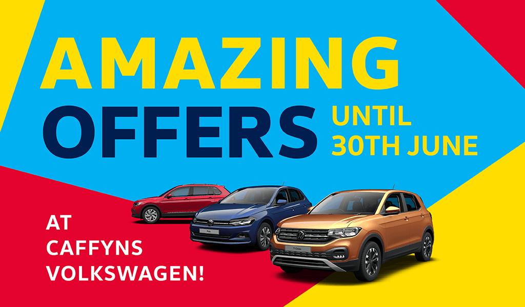Amazing VW Offers