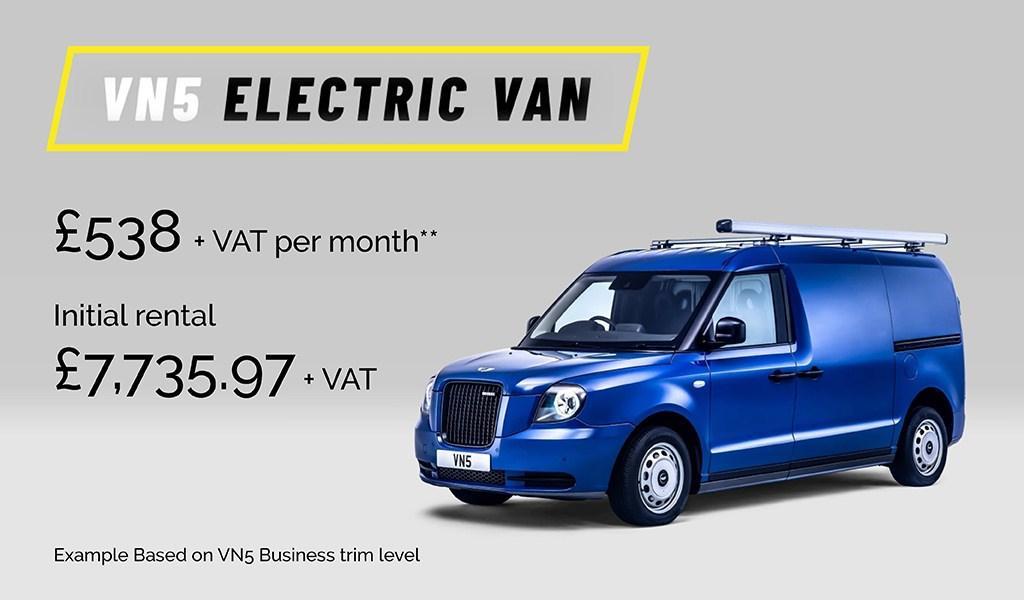 LEVC VN5 Offer