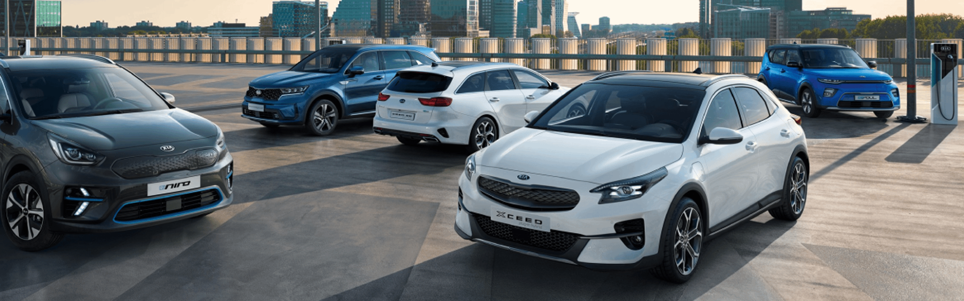Discover Electric & Hybrid