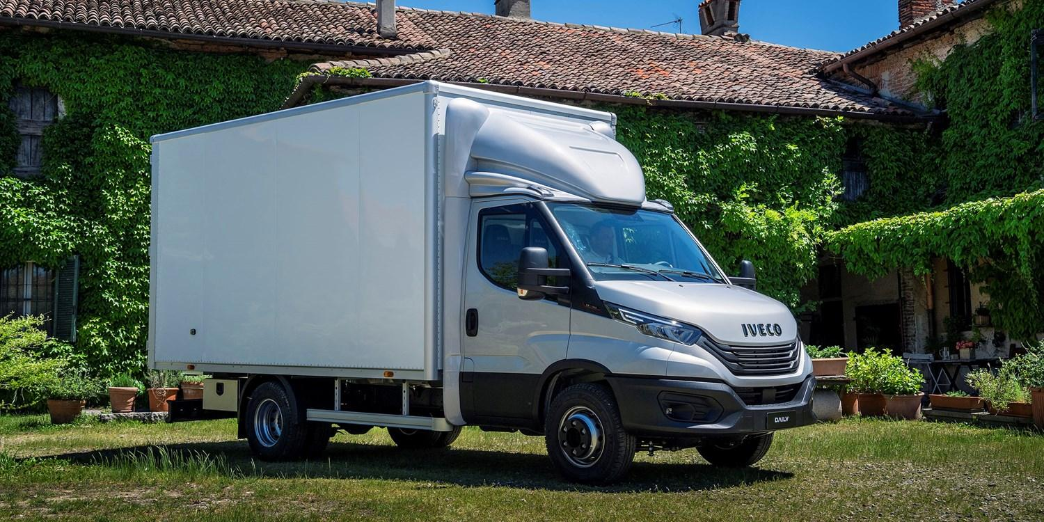 IVECO Daily My22 Box