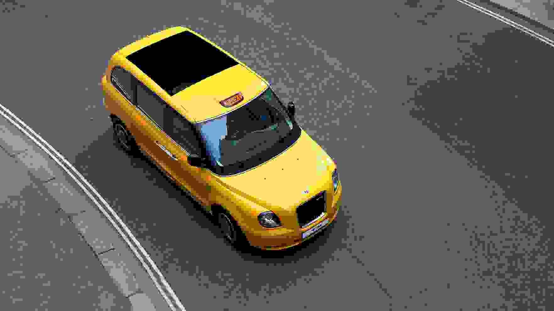 TX Electric Taxi