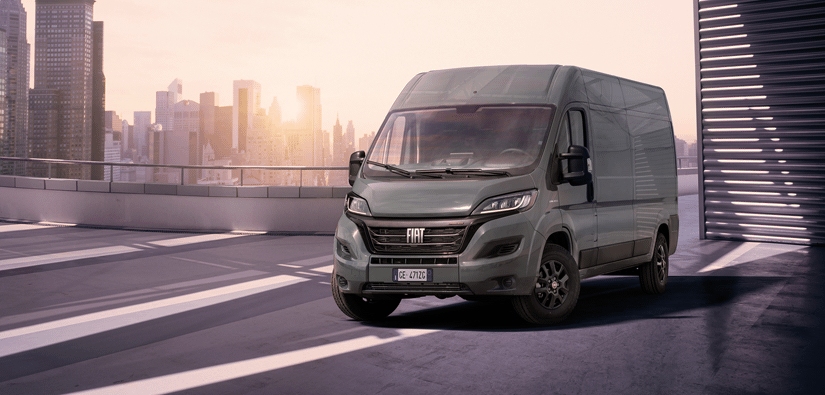 Order Your New Fiat Ducato