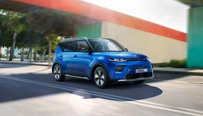 New Soul EV 4.9% PCP Offer with £1000 Finance Deposit Contribution