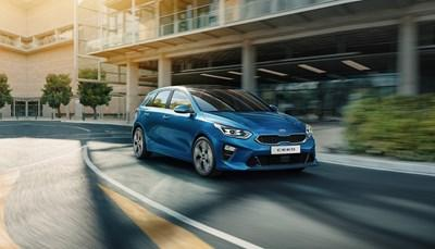 New Ceed 4.9% PCP Offer with £2,500 Finance Deposit Contribution