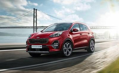 New Sportage 0% PCP Offer